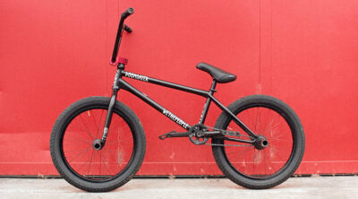 Wethepeople BMX Nico Van Loon Bike Check BMX