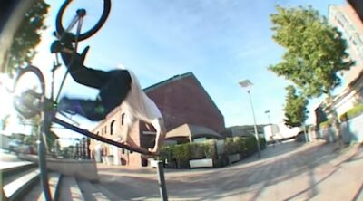 Wethepeople BMX Out of Line Trailer video