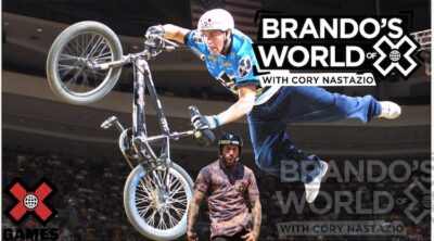 World of X Games Cory Nastazio