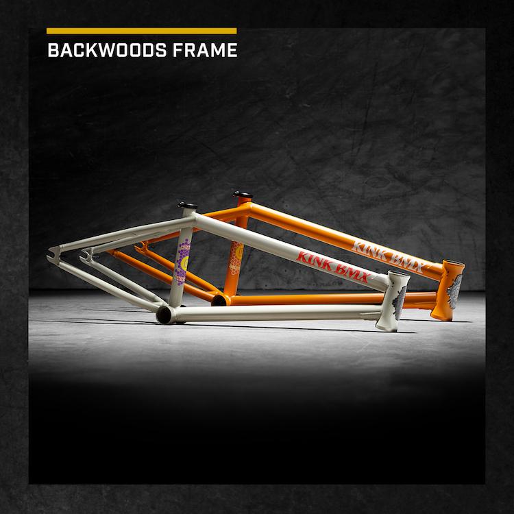 Kink BMX Backwoods Frame 2020