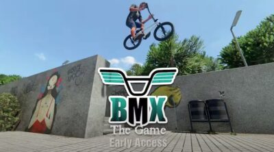 BMX The Game Early Access Game