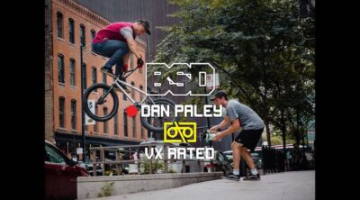 BSD BMX Dan Paley VX Rated