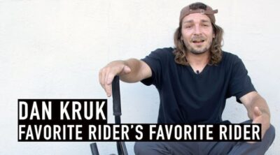 Dan Kruk Favorite Riders Favorite Rider BMX video