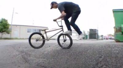 Drifter Dave Memorial BMX video