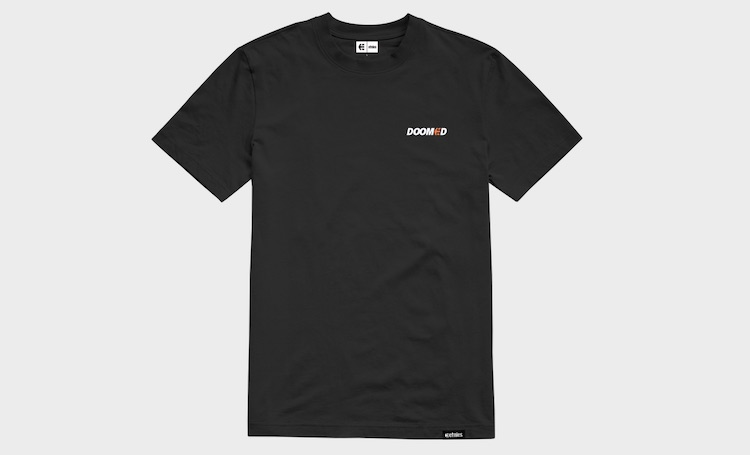 Etnies Doomed Shirt Black