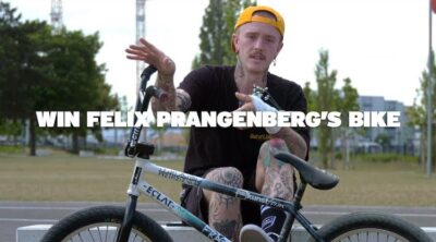 Wethepeople BMX Felix Prangenberg Out of Line Interview BMX