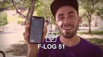 Fit Bike Co F-Log 97 Degrees BMX video