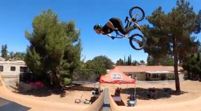 Free Agent SS Post Office BMX video