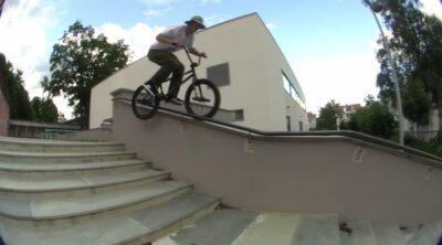 BSD Hnas Olav Strommen BMX video