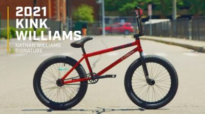 Kink BMX 2021 Williams Complete Bike Video