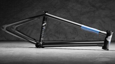 Kink BMX Travis Hughes Cloud Frame