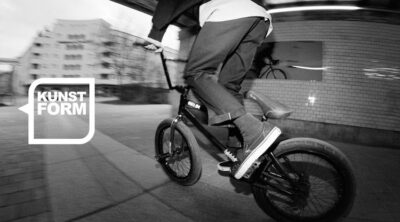 Kunstform Artur Meister BMX video