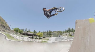 Larry Edgar 2020 Aire 2 Promo BMX video Flybikes
