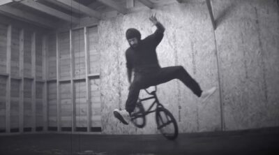 Lee Musselwhite BMX video