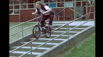 Lewis Mills Compilation BMX video