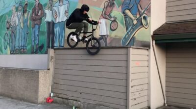 Matt Perrin World Deece BMX video