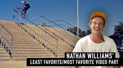 Nathan Williams Least Favorite Most Favorite BMX video