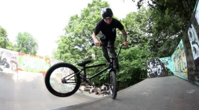 Dean Florian One Dude One Day BMX video