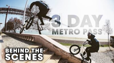 Red Bull 3 Day Metro Pass BTS