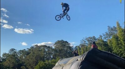 Ryan Williams 360 Double Backflip Tailwhip BMX