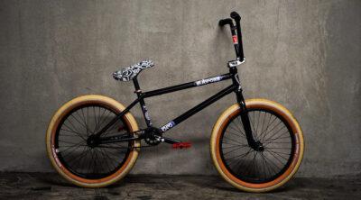 Subrosa Brand Juani Zurita BMX bike check