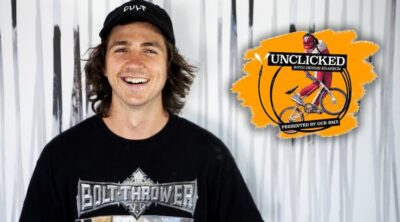 Unclicked Podcast Corey Walsh BMX