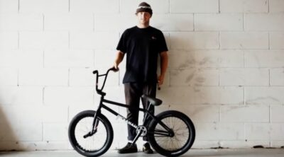 Unite BMX Ben Towle New Bike BMX video