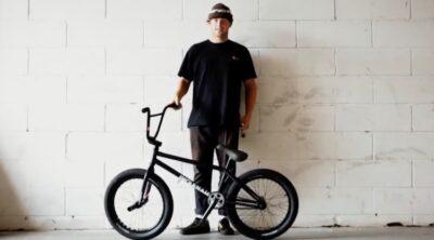 Unite BMX Ben Towle New Bike BMX video