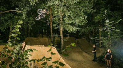 Vauxhall Trails Jam BMX