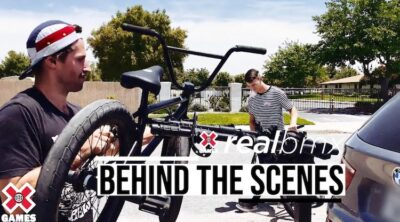 X Games Real BMX 2020 Behind The Scenes BMX video