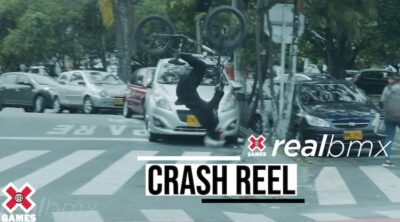 X Games Real BMX 2020 Crash Reel