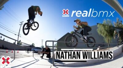 X Games Real BMX 2020 Nathan Williams