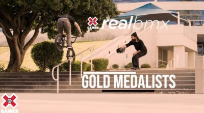 X Games Real BMX 2020 Results