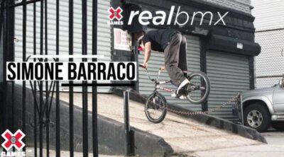X Games Real BMX 2020 Simone Barraco