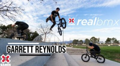 X Games Real BMX 2020 Garrett Reynolds