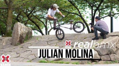 X Games Real BMX 2020 Julian Molina