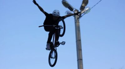 Anar Aliev BMX video