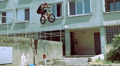Anthony Perrin Summer 2020 Compilation BMX video