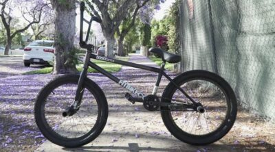 Brad Simms Video Bike Check BMX