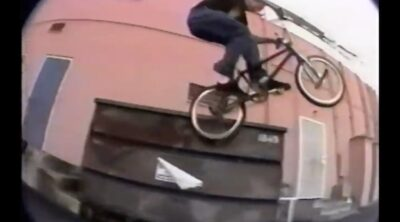 Brian Castill Primo BMX Made In Taiwan BMX video