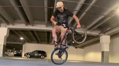 Brian Tunney August 2020 Clips BMX video