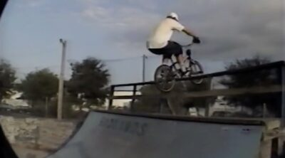Chad Degroot Primo Made In Taiwan BMX video