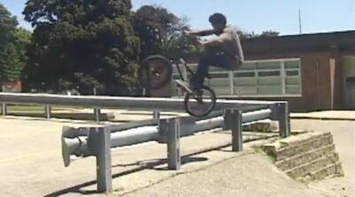 Merritt BMX Chijioke Okafo 2020 BMX video