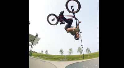 Colony BMX Chris James Blaster Promo BMX video
