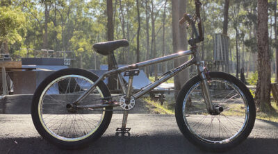 Colony BMX Clint Millar Bike Check 2020