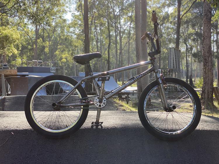 Colony BMX Clint Millar Bike Check 2020
