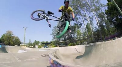 Colony BMX Take A Ticket Raw BMX video