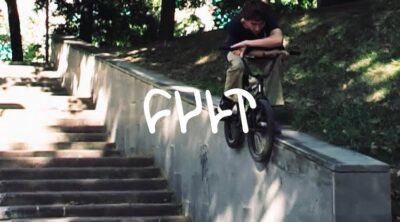 Cult BMX Jaume Sintes video