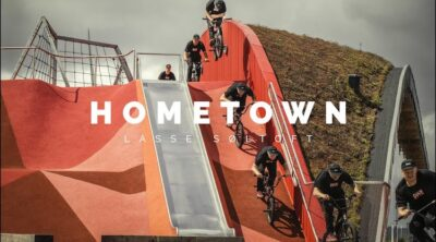 Cult BMX Hometown Lasse Soltoft BMX video
