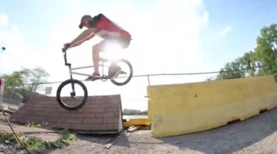 Date Nite Tony Cherry 2020 BMX video